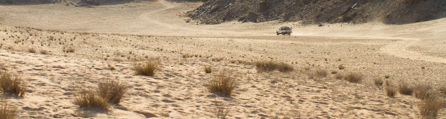 Prepare for your Namib Experience